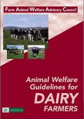 Cover Animal Welfare Guidelines for Dairy Farmers 2003
